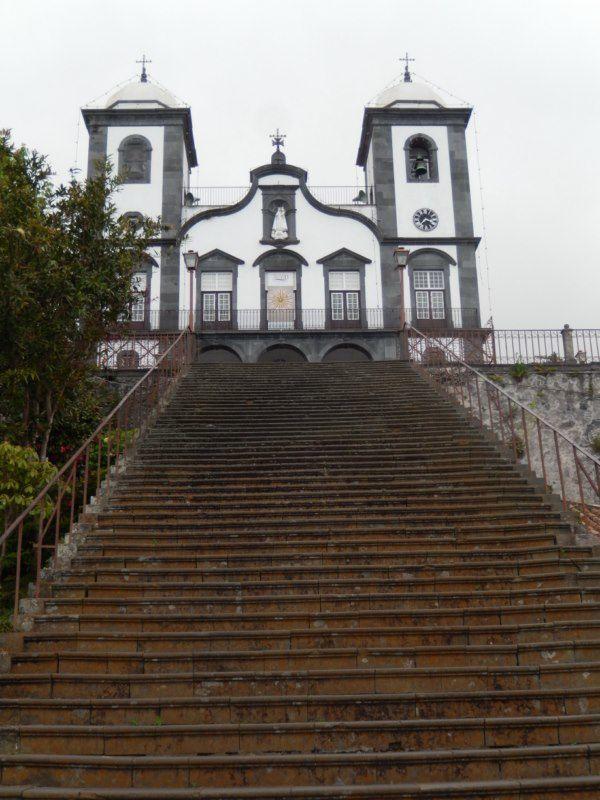 l'église de Monte et son célèbre personnage