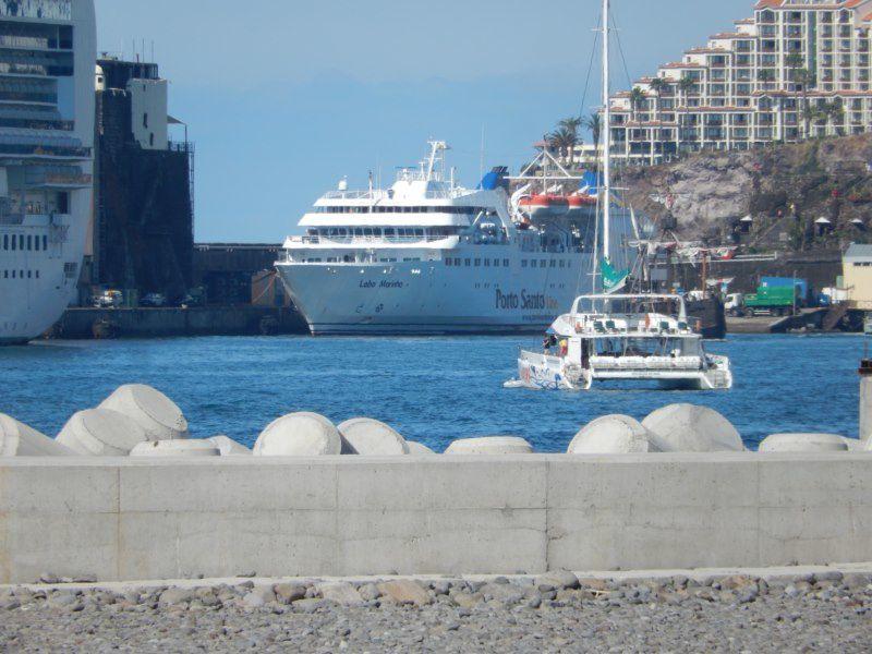 MADERE Funchal dernier jour d'avril 2015