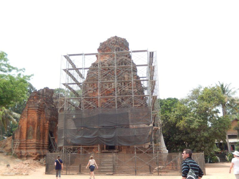 Angkor les temples de Roluos