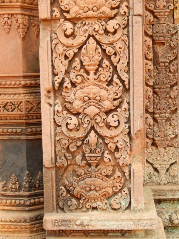 le temple Banteay Sreai