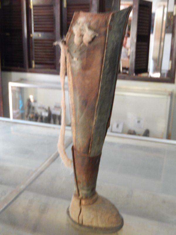 Cambodge Mars 2016 - le musée des mines -