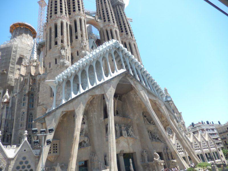 Barcelone ...le jour d'après