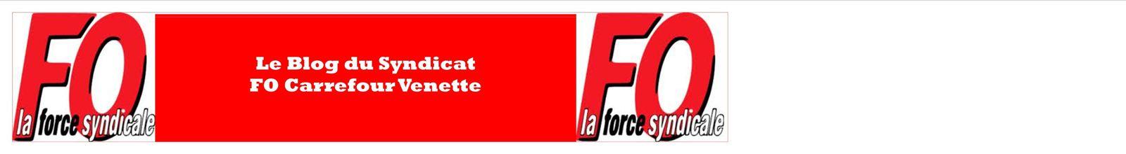 Le blog de FO Carrefour Venette