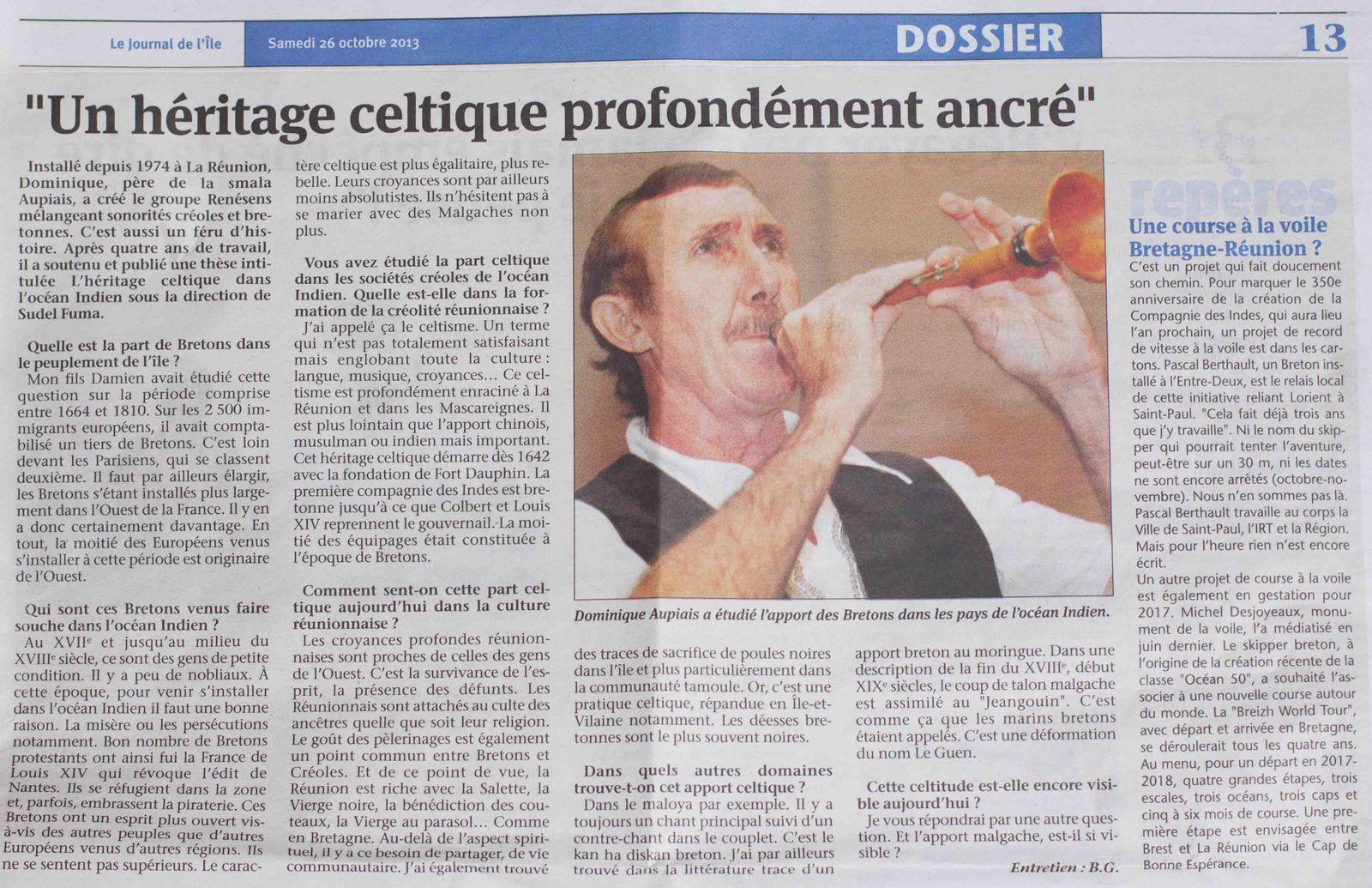 Petite revue de presse du Breizh Kabar