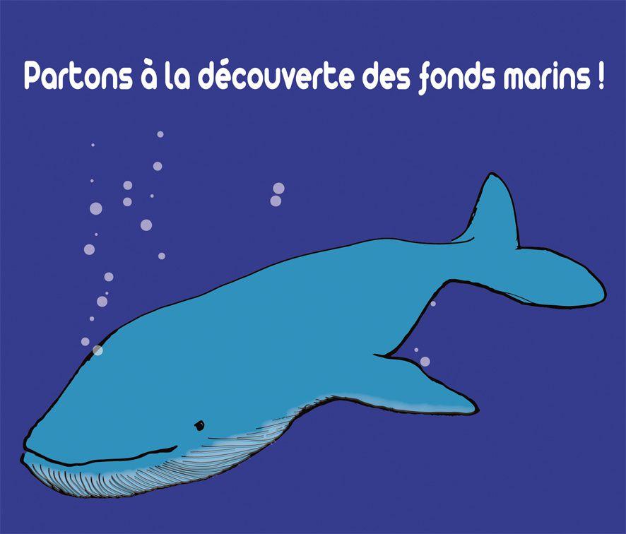 Mercredi 6 novembre : atelier 20.000 lieues sous les mers