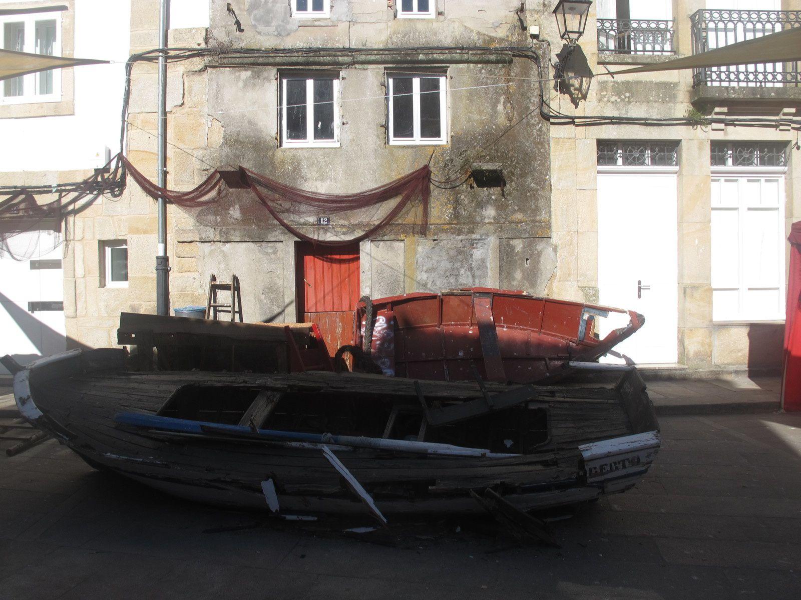 Festival de la mer à Muros