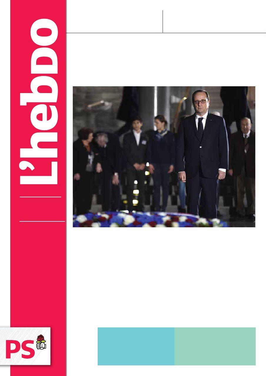 L'hebdo des socialistes - Shoah : La République « n'oubliera jamais »