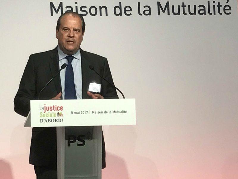 Jean-Jacques THOMAS : L'AUTONOMIE CONSTRUCTIVE DU PS AVEC UNE PLATEFORME COMMUNE POUR LES LÉGISLATIVES.