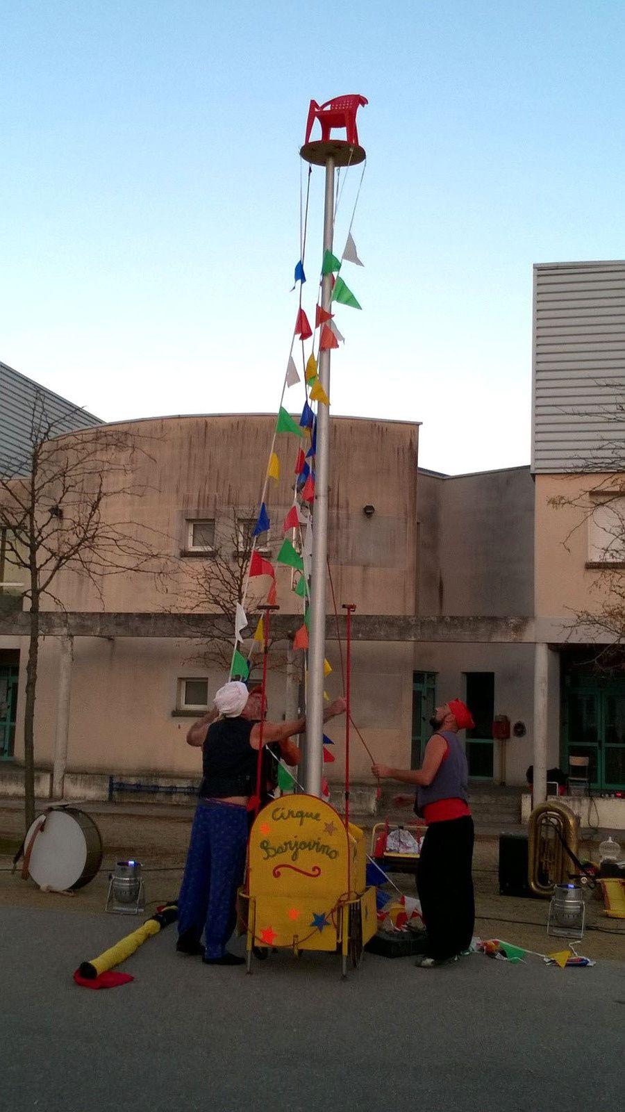 Renc'arts d'Automne : Les Barjovinos en ville haute