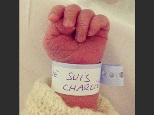 Risque d'infection virale avec le hashtag JeSuisCharlie