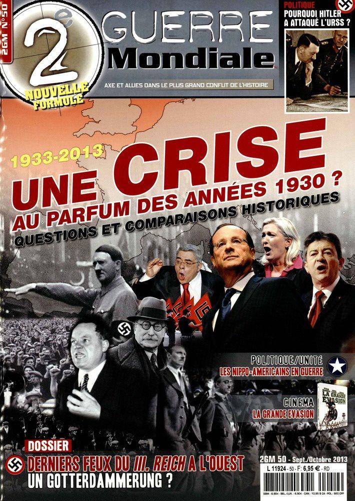 2e Guerre Mondiale, un magazine incontournable