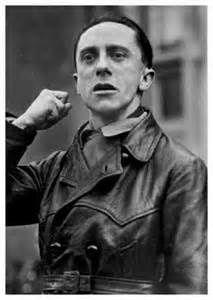 Josef Goebbels en 1926