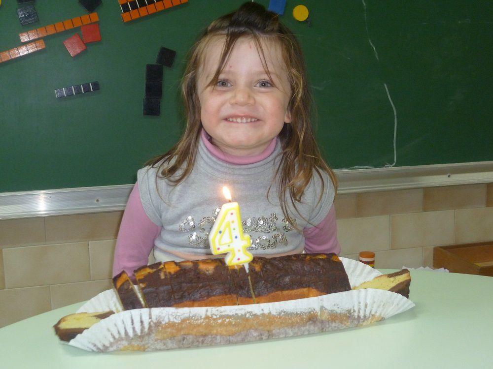 Bon anniversaire Gaëlle !