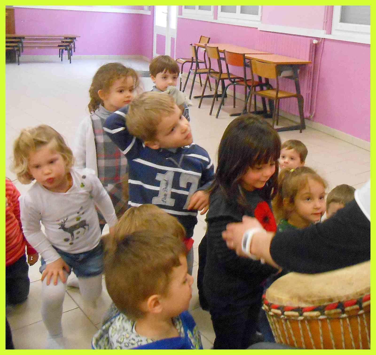 Danse et rythme !   (TPS et PS)