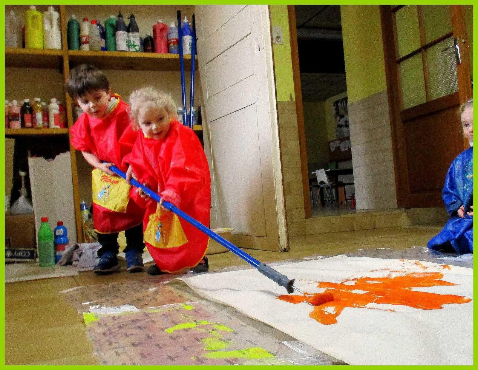 Expérimentation artistique autour de la coopération  (TPS et PS)