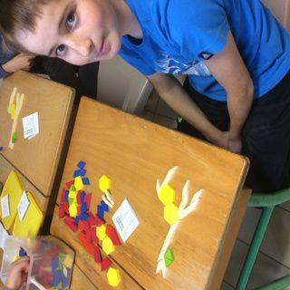 Ateliers Maths chez les CM1/CM2