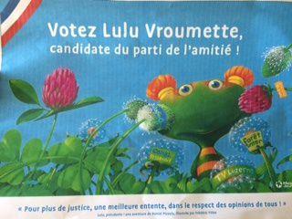Elections chez les CP/CE1 : le face à face!