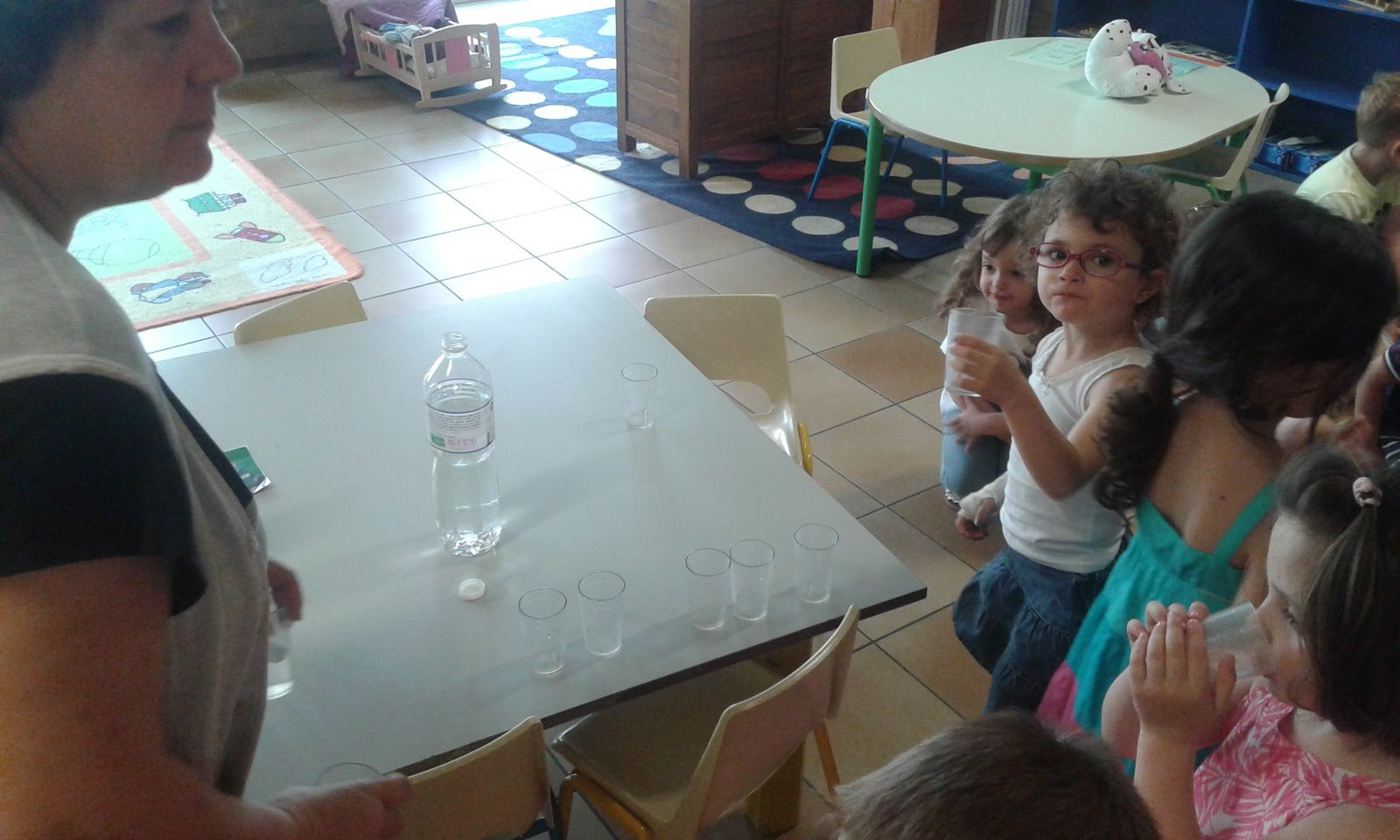 Journée sans robinet en maternelle