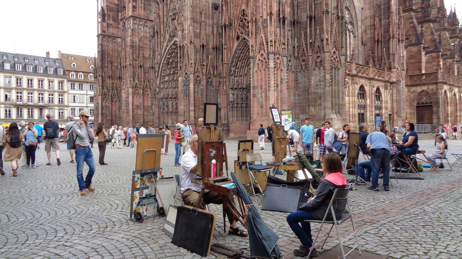 Strasbourg - Alsace - Grand est
