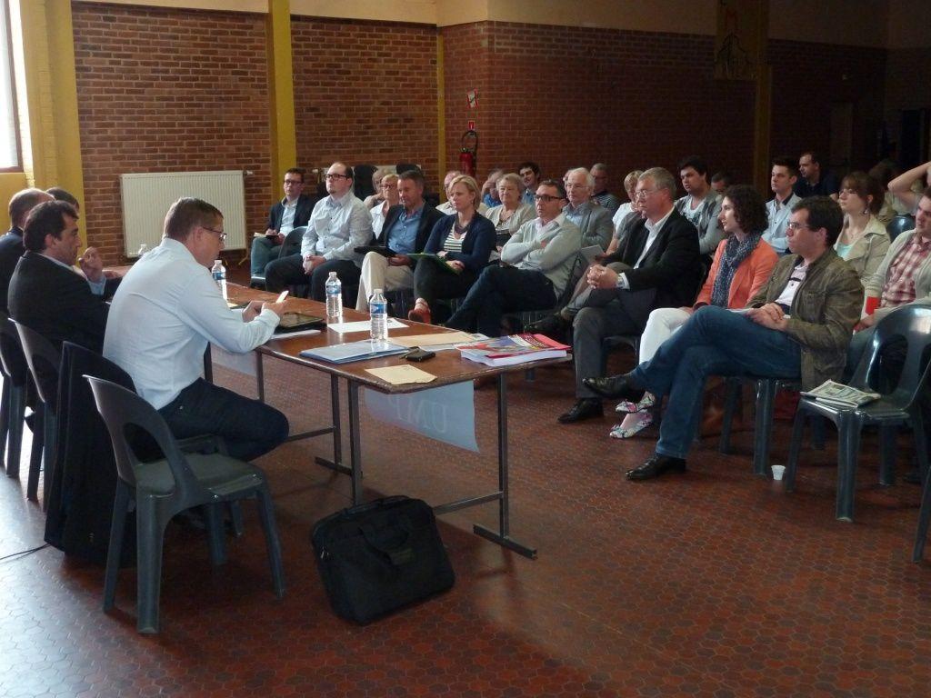 Retour sur le 2ème séminaire de formation pour les Municipales de 2014-
