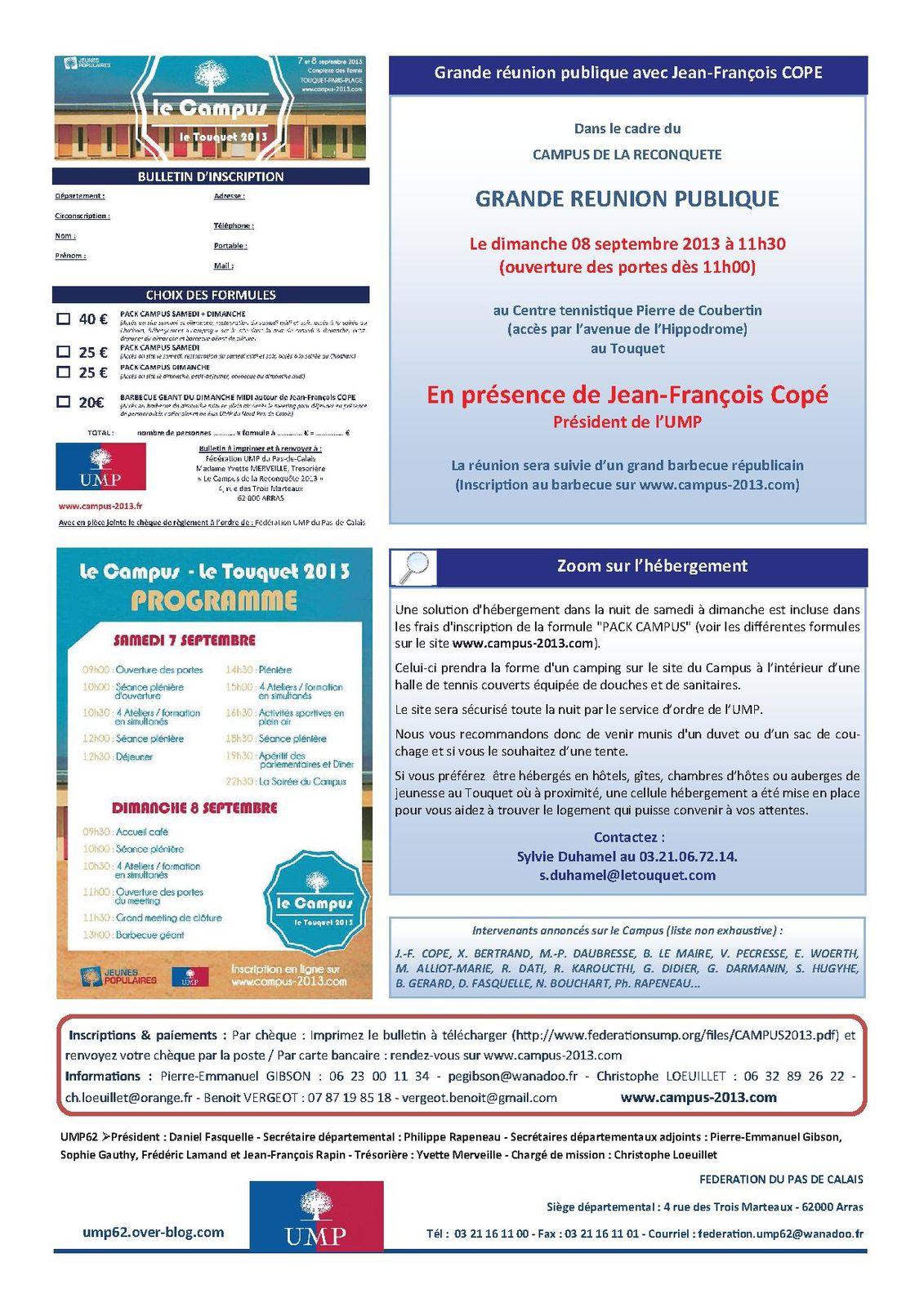 Flash-info n°5 (août-septembre 2013)
