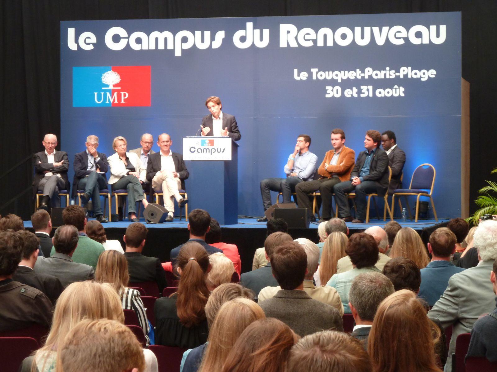 Campus du Renouveau des 30 et 31 août 2014 : retour en photos...
