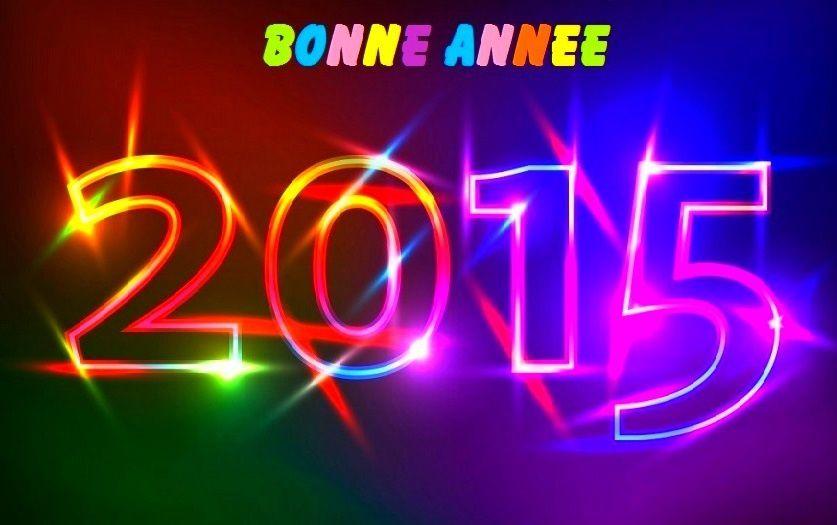 Bonne et heure année 2015 !