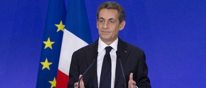 Départementales 2015 : discours de Nicolas Sarkozy