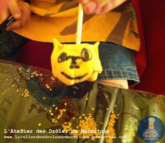 L'Atelier des Drôles de Marmitons chez Verde Nero Bordeaux !
