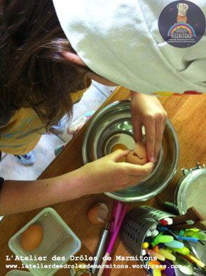 Atelier cuisine à domicile avec Paloma !