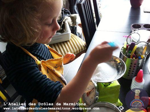 Atelier Cup Cakes pour les enfants  à domicile !