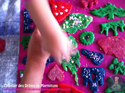Atelier sablés et madeleines à domicile !
