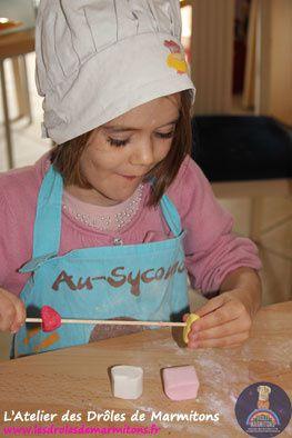 Atelier Anniversaire à domicile avec Siobhane, 6ans