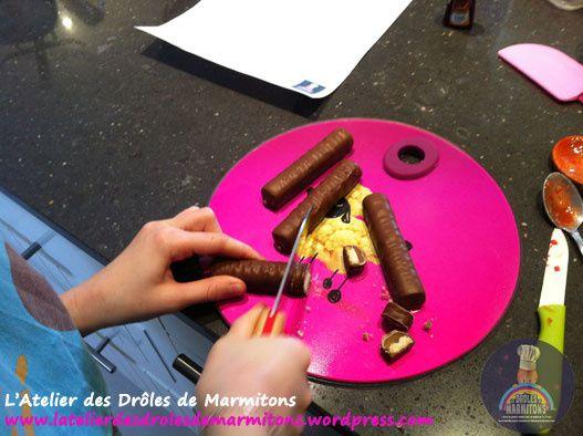Cours particulier de pâtisserie à domicile avec Hortense