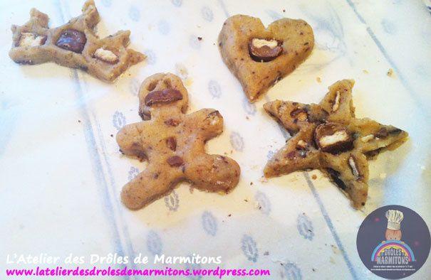 Atelier cookies à domicile avec Justine !