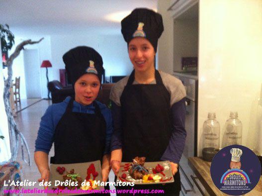 Atelier Crêpes à domicile avec Marion et Pierre !