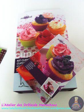 Atelier Cake pops et Cup Cakes à domicile avec Marion !