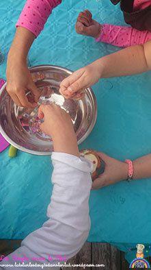 Un Atelier cupcakes avec les enfants au Cap-Ferret