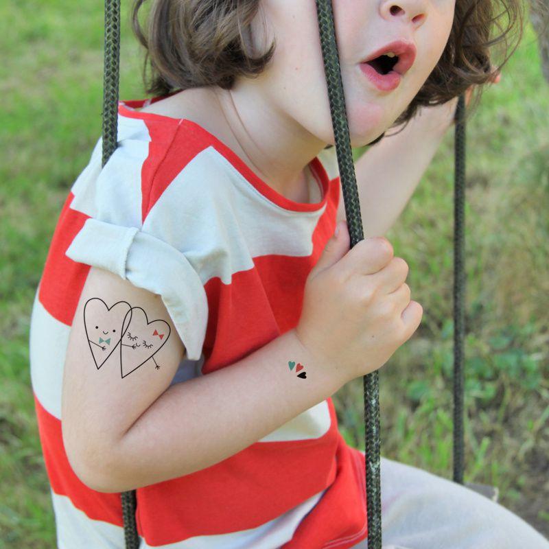 J'ai craqué pour les tatouages temporaires ZÜ !