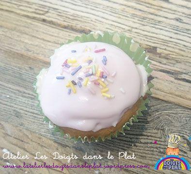 Les Cupcakes Pinatas de Tessa