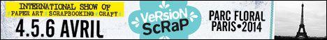 Version Scrap : défi n°6 + une astuce!