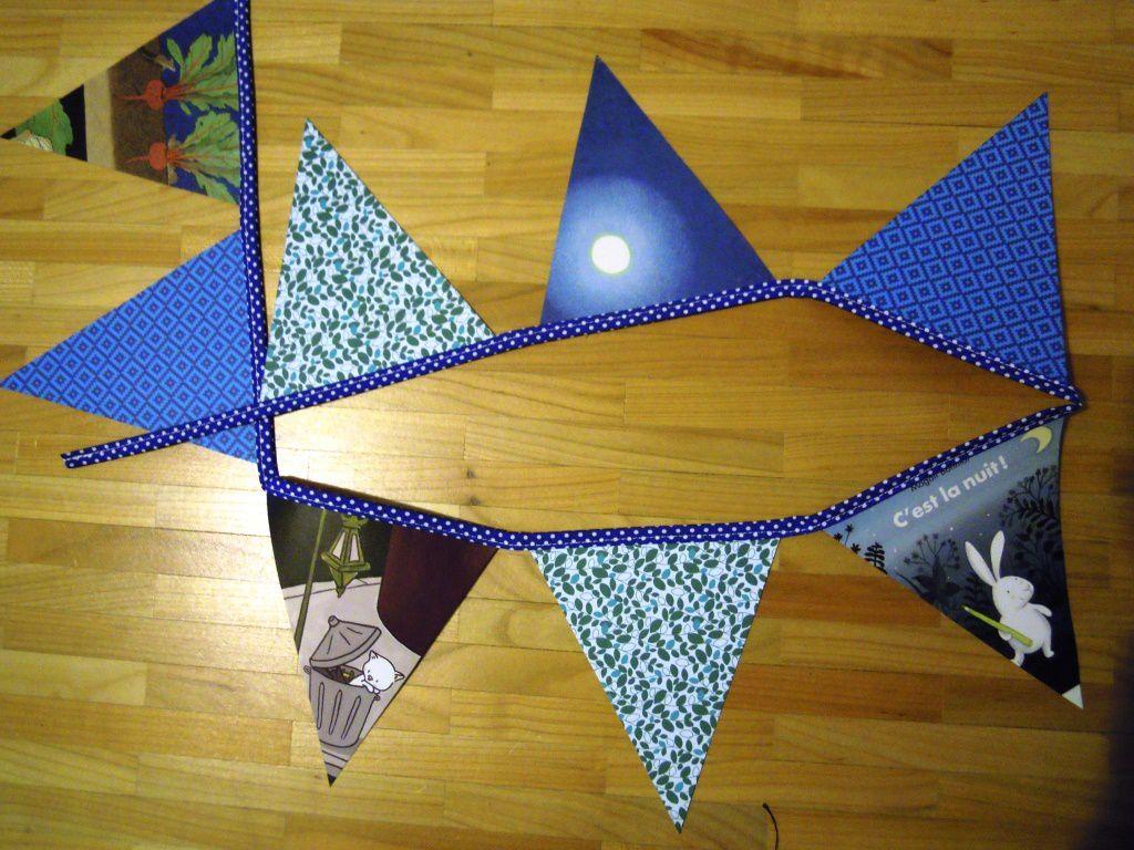 Cadeau FB # 3 : la guirlande littéraire