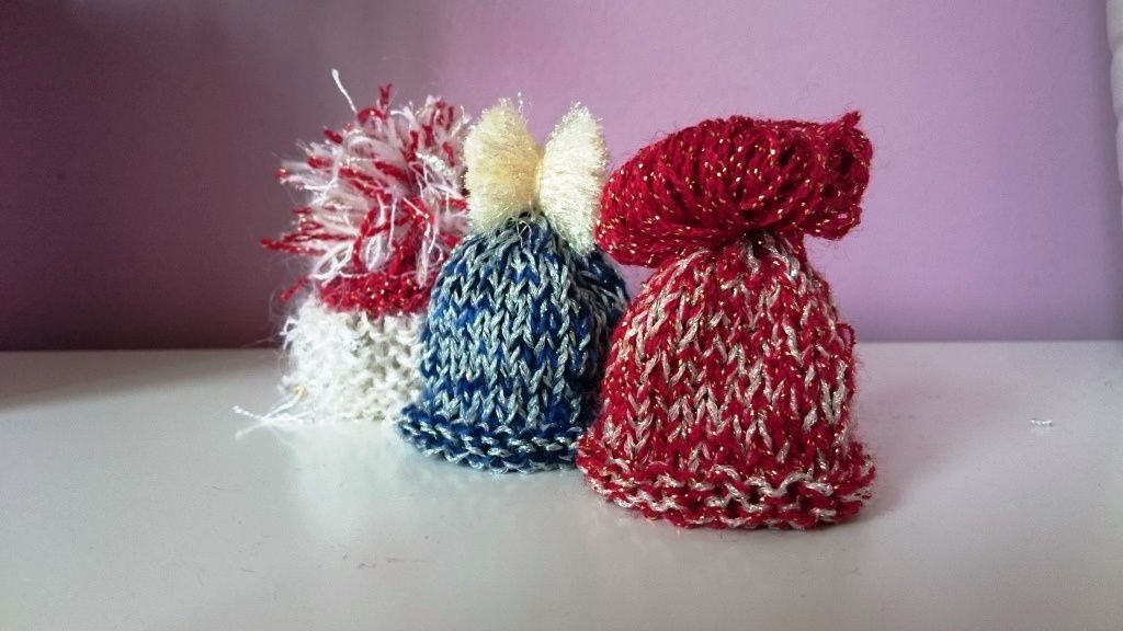 Petits bonnets # 18, 19, 20