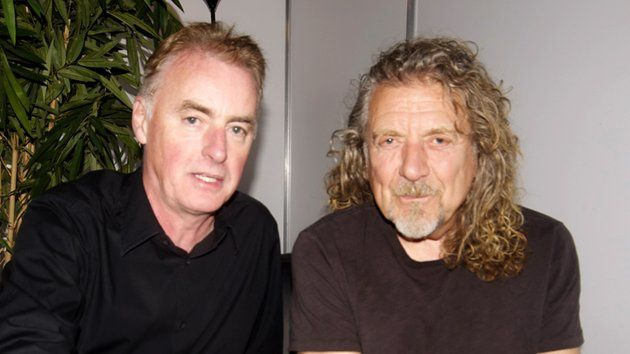 The Voice Of Led Zeppelin Talks To Dave Fanning