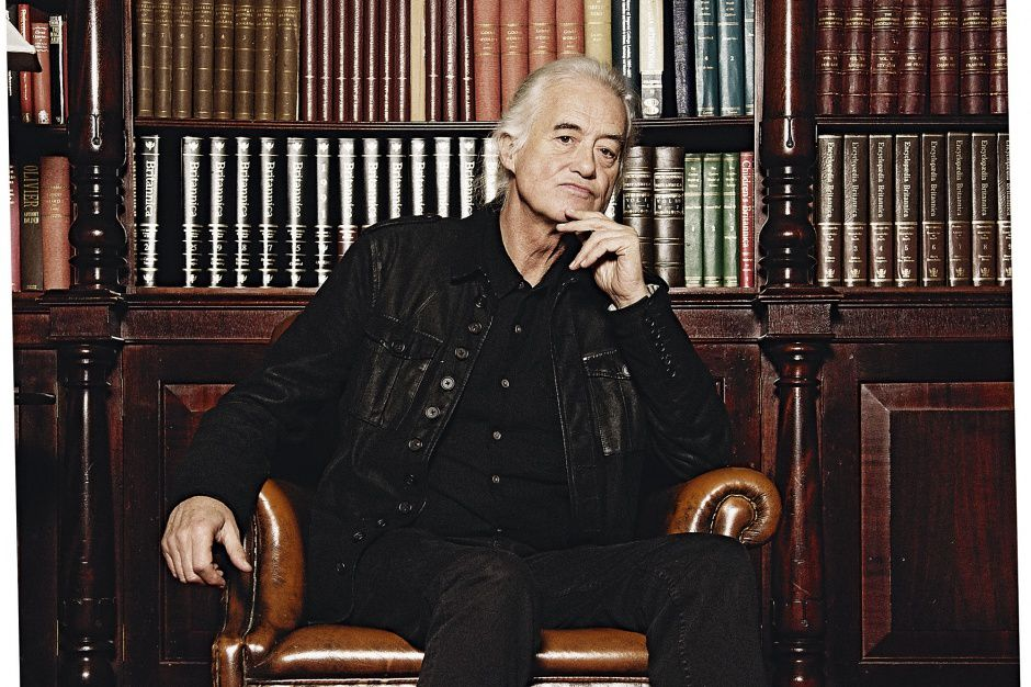 Welcome In Paris Match + Jimmy Page Paris Olympia 2014