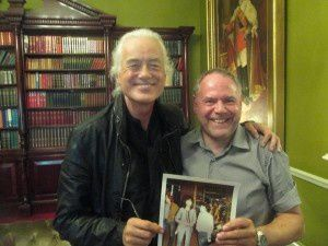 World Wide Zeppelin + Jimmy Page + Dave Lewis...
