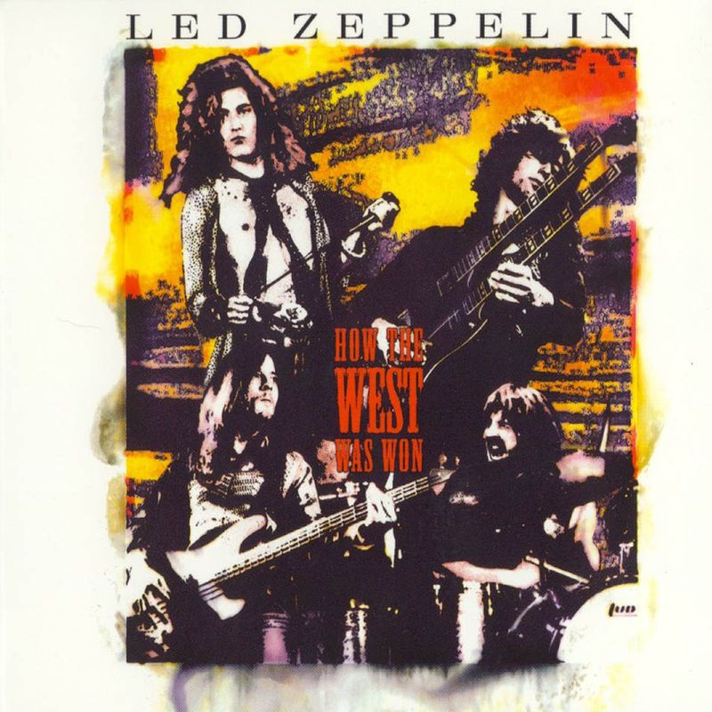 Led Zeppelin How The West Was Won...