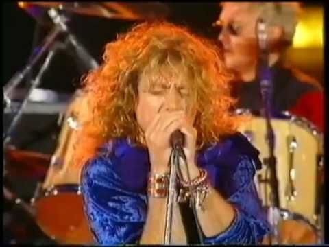 Queen &amp&#x3B; Robert Plant 20 avril 1992 Wembley Tribute Concert