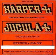 Jimmy Page &amp&#x3B; Roy Harper Whatever Happened To Jugula 1985