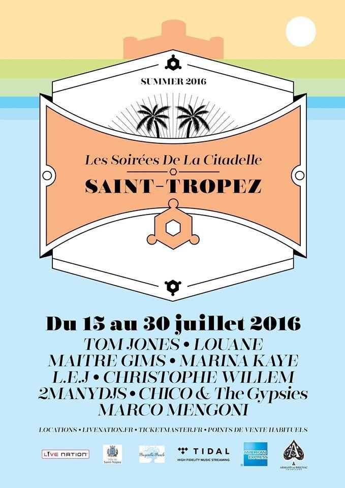 Marina Kaye Live In Saint Tropez 17 07 2016